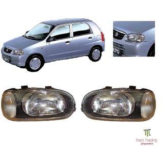 Buy Maruti Suzuki Alto Headlight Assembly Online 999 From Shopclues