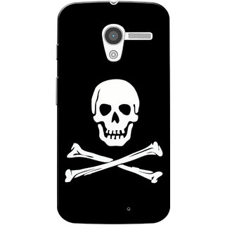 Moto X 2013 Case, Danger Slim Fit Hard Case Cover/Back Cover for Motorola Moto X 2013