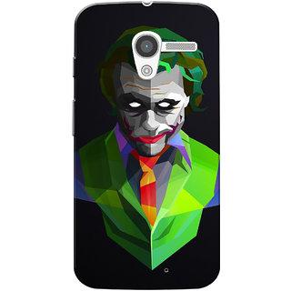 Moto X 2013 Case, Joker Slim Fit Hard Case Cover/Back Cover for Motorola Moto X 2013