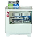 Godrej WS 800 PDS 8 Kg Semi-Automatic Top Load Washing Machine