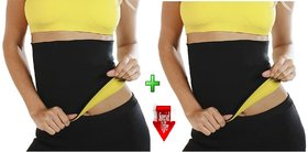 Gaurav Mart Hot Shaper Slimming Belt/Band BodyShaper For Fat Remover ( Buy 1 Get 1 free)