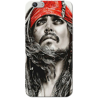 Oppo F1S Case, Pirates Of The CB Grey Slim Fit Hard Case Cover/Back Cover for OPPO F1s