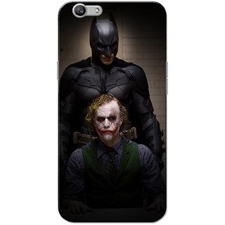 Oppo F1S Case, BT & Joker Slim Fit Hard Case Cover/Back Cover for OPPO F1s