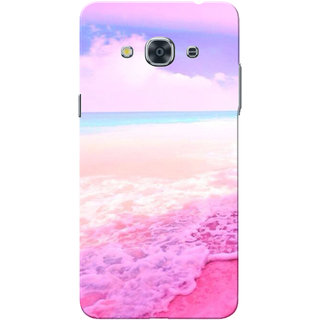online store 7f215 60117 Galaxy J3 Pro Case, Oceanic Slim Fit Hard Case Cover/Back Cover for Samsung  Galaxy J3 Pro