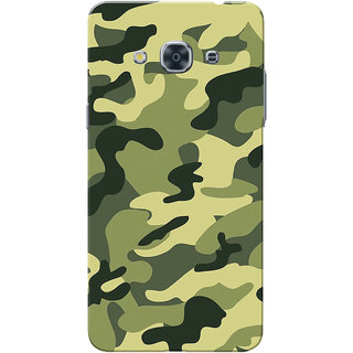 Galaxy J3 Pro Case, Army Light Shade Uniform Slim Fit Hard Case Cover/Back Cover for Samsung Galaxy J3 Pro