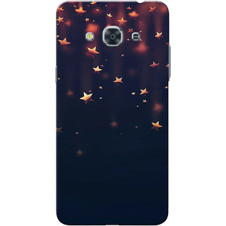 online store 9464b 4fa59 Galaxy J3 Pro Case, Shinning Stars Slim Fit Hard Case Cover/Back Cover for  Samsung Galaxy J3 Pro