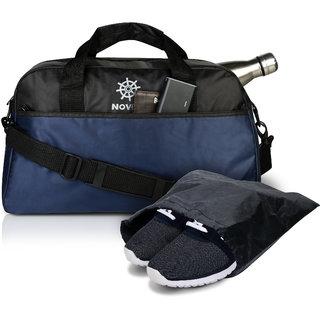 Novex Gear Gym Blue Bag