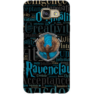 Galaxy J5 Prime Case, Galaxy On5 2016 Case, Rowena Ravenclaw Slim Fit Hard Case Cover/Back Cover for Samsung Galaxy J5 Prime/On5 2016