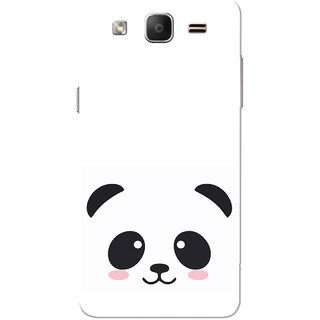 brand new 64774 ec259 Galaxy On5 Case, Galaxy On5 Pro Case, Black Cute Panda White Slim Fit Hard  Case Cover/Back Cover for Samsung Galaxy On 5/On5 Pro