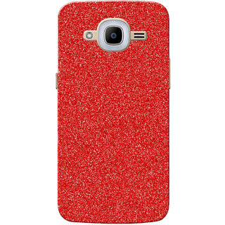 finest selection 5fc12 65324 Buy Galaxy J2 2016 Case, Galaxy J2 Pro 2016 Case, Sparkle Red Slim ...