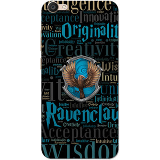 Vivo V5 Case, Vivo Y67 Case, Vivo V5s Case, Rowena Ravenclaw Slim Fit Hard Case Cover/Back Cover for Vivo V5/V5s/V5 Lite/Vivo Y67