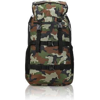 Novex Range Camouflage 50 L Rucksack