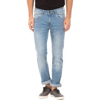 Flying Machine Blue Men Slim tapered fit Jeans