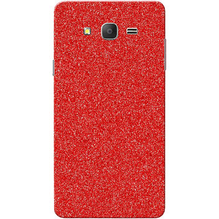 promo code c1733 f7bfb Galaxy On7 Case, Galaxy On7 Pro Case, Sparkle Red Slim Fit Hard Case  Cover/Back Cover for Samsung Galaxy On 7/On7 Pro