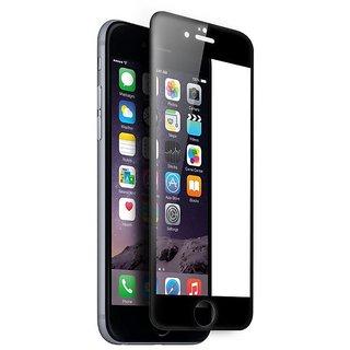 ARCHIST 5D PREMIUM QUALITY Contoured Edge Tempered Glass For Apple iPhone 6S PLUS (BLACK)