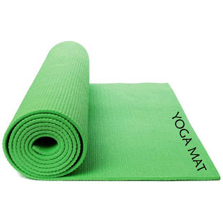 BEST QUALITY YOGA MAT GREEN SIZE 6 mm