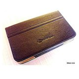 New Black Leather Flip Pouch Cover Case Stand For Micromax Funbook P300 Tab Tablet 7 Inch Book Style Magnetic