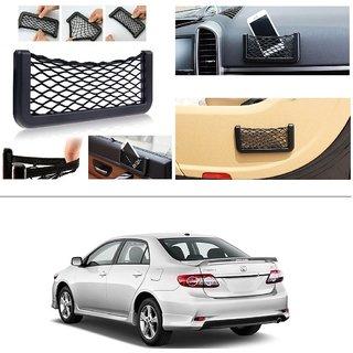 AutoStark Storage Bag Box Car Seat Side Back Net Phone Holder Pocket Organizer For Toyota Corolla