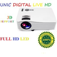 Brand New Unic Full Hd Full Entertainment Led Projector