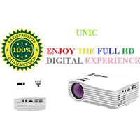 UC 36 FULL HD LED PROJECTOR 70 INCH VERY GOOD CLARITY W