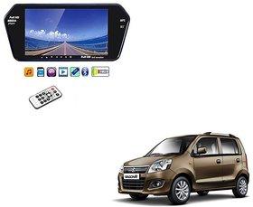 7 Inch Full HD Bluetooth LED Video Monitor Screen with USB and Bluetooth For Maruti Suzuki Wagon R