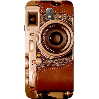 new concept e784a 3271f Samsung J7 Pro Case, Vintage Camera Slim Fit Hard Case Cover/Back Cover for  Samsung J7 Pro Case