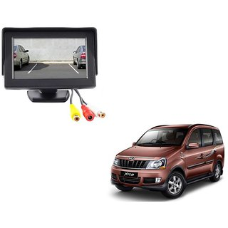 4.3 inch LCD TFT Standing Monitor Display For Mahindra Xylo  - Useful For Reverse Parking Camera Output or Any Video Output