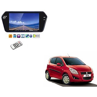 7 Inch Full HD Bluetooth LED Video Monitor Screen with USB and Bluetooth For Maruti Suzuki Ritz