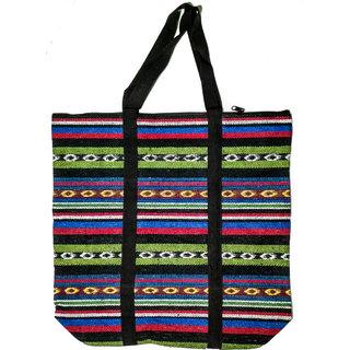 Large Jute Cotton Eco Friendly Tote Bag