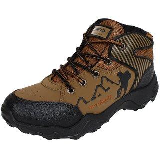 Bersache Brown-606 Men/Boys Sports Shoes
