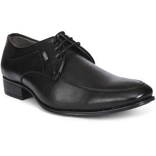 Action Shoes Black Lace up Formal Shoes