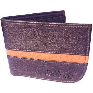 Friends Company Mens Black Stella Genuine Leather RFID Blocking -StyleCodex33