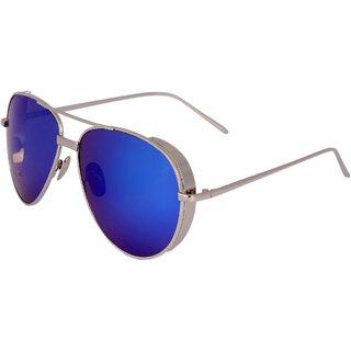 e51b0a228343c Buy SD Jaxson Stylish Metal Aviator Sunglasses (Blue
