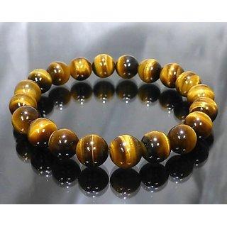 KESAR ZEMS J F Tiger eye Healing Bracelet 8 MM AAA+++