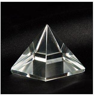 J F Crystal Pyramid