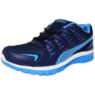 Orbit Sport Running Shoes LS 015 Navy Blue Sky