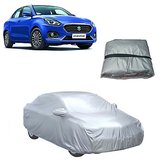 Buy Maruti Suzuki Swift New Dzire Car Body Cover Silver Color