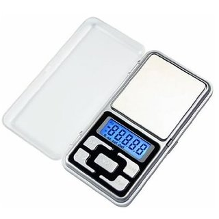 Digital pocket jewellery / colour / chemical weighing scale (capacity 200 gm by 0.01 gm)