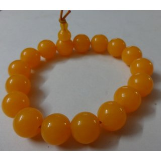 KESAR ZEMS Yellow Colour Bracelet