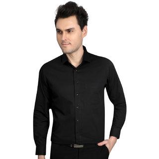 All Season New Cotton Plain Shirt For Men