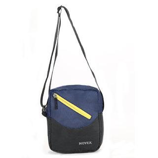 Buy Novex Fern Blue Messenger Bag Online - Get 53% Off 92aefc84c08d9