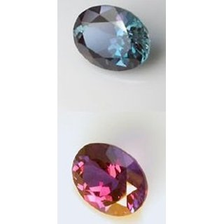 alexandrite gemstone colour changing stone  harshal gemstone