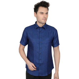 All seasons Linen Plain shirts for men
