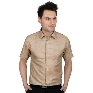 All season Silk Gold men fitting shirt