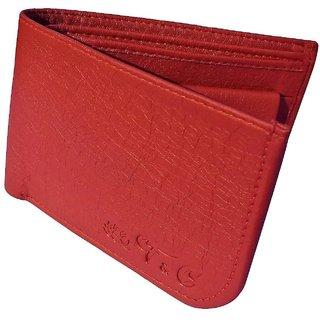 Friends & Company Men Tan Artificial Leather Wallet -FashionCodeFC25