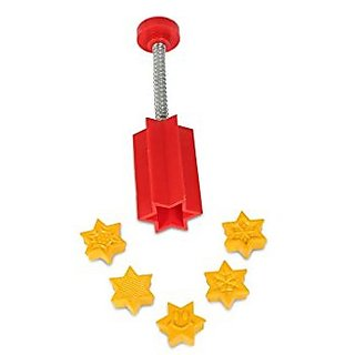 DS Peda/ Sweet Fast Stamping / Cutter Star Shap Plastic