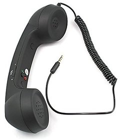 PREMIUM E COMMERCE Retro Style COCO Phone With HD Speaker Support all Android- Multicolor