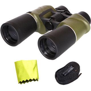 Waterproof COMET 07X50 Zoom 07X Prism Binocular Telescope Monocular with Pouch -77
