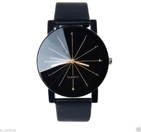 Hotdeal Crystal Glass Watch For Men