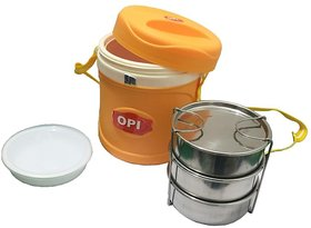 OPI Lunch Box With 3 Container